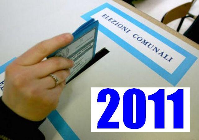 Elezioni Comunali Castrignano del Capo 2011