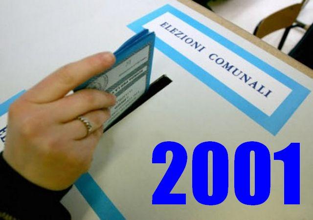 Elezioni Comunali Castrignano del Capo 2001