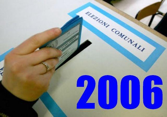 Elezioni Comunali Castrignano del Capo 2006
